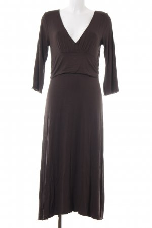 More & More Maxikleid taupe Casual-Look