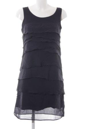 More & More Minikleid dunkelblau Romantik-Look