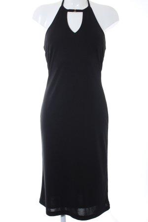 More & More Halterjurk zwart elegant