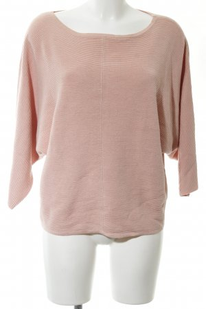 More & More Oversized Sweater pink casual look