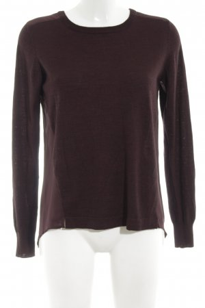 More & More Oversized Sweater brown casual look