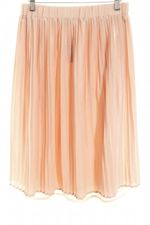 More & More Pleated Skirt rose-gold-coloured-gold-colored elegant
