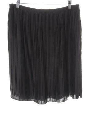 More & More Pleated Skirt black casual look