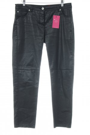 More & More Drainpipe Trousers black casual look