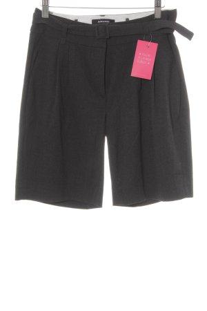 More & More Shorts grau Casual-Look