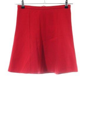 More & More Skater Skirt red business style