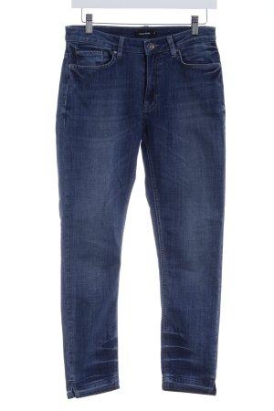 More & More Skinny Jeans stahlblau Casual-Look