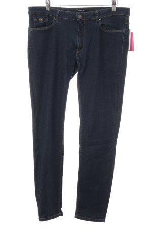 More & More Slim Jeans dunkelblau Casual-Look