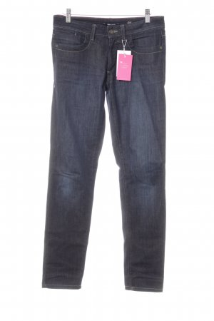 More & More Slim Jeans dunkelblau Casual-Look