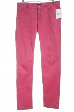 More & More Slim Jeans magenta Casual-Look