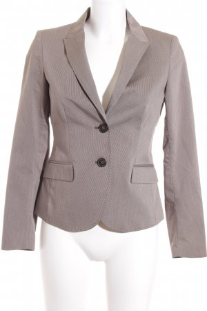 More & More Smoking-Blazer graubraun Business-Look