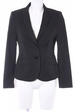 More & More Smoking-Blazer schwarz Business-Look