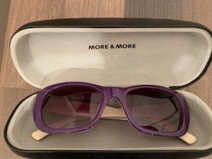 More & More Retro Glasses lilac-dark violet