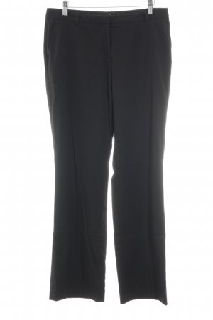 More & More Stoffhose schwarz Business-Look
