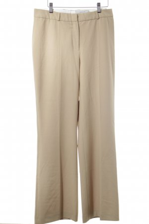 More & More Stoffhose beige Elegant