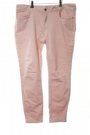 More & More Stretchhose pink Casual-Look