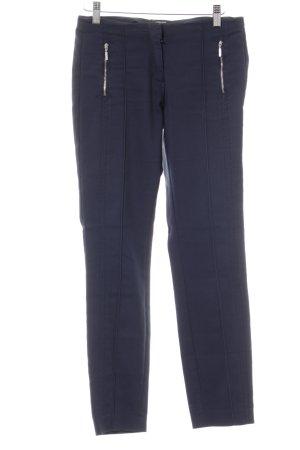 More & More Stretchhose dunkelblau Casual-Look