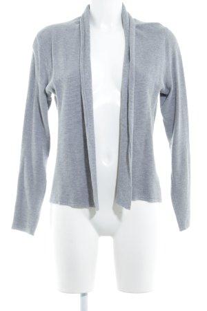 More & More Cardigan tricotés gris clair style décontracté