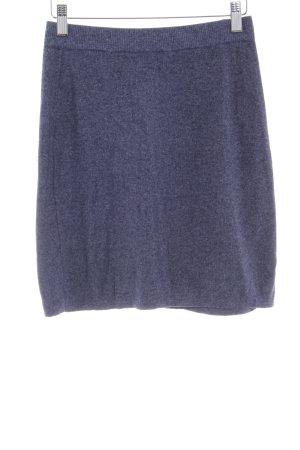 More & More Strickrock graublau schlichter Stil