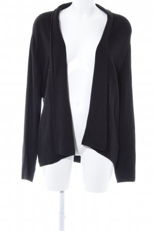 More & More Knitted Vest black casual look