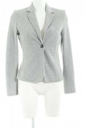 More & More Blazer sweat gris style décontracté