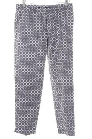 More & More Pantalone fitness bianco sporco-grigio ardesia stile semplice