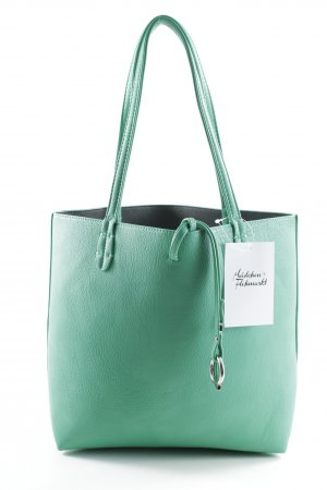 More & More Tote green casual look