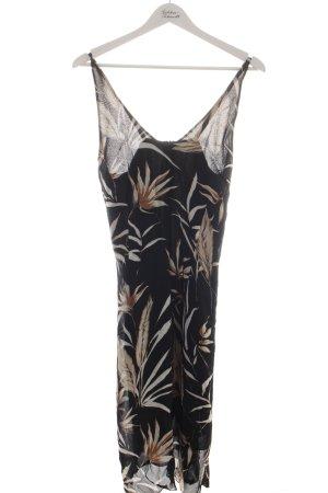 More & More Trägerkleid florales Muster Casual-Look