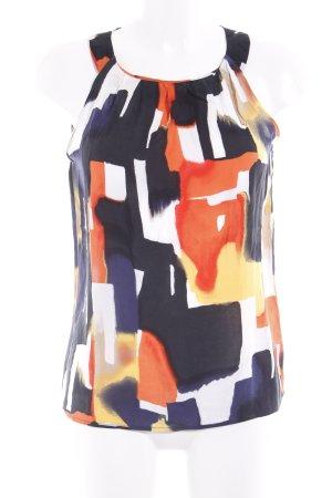 More & More Top de tirantes multicolor elegante