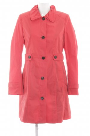 More & More Trenchcoat pink-rot Casual-Look