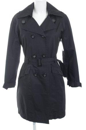 More & More Trenchcoat schwarz Elegant