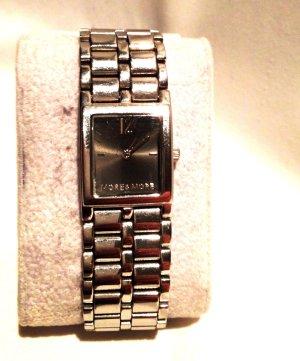 ❤ MORE & MORE Uhr mit grauem Ziffernblatt ❤
