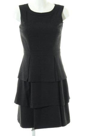 More & More Flounce Dress black elegant