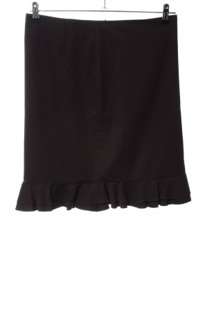 More & More Flounce Skirt brown casual look
