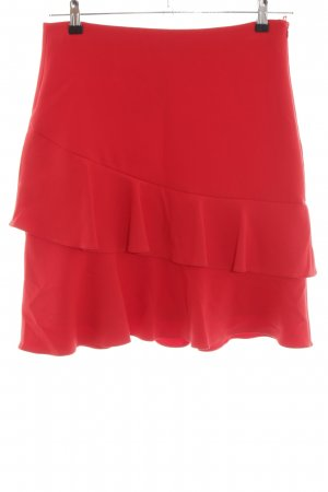 More & More Flounce Skirt red casual look