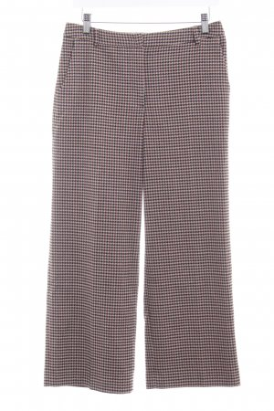 More & More Wollhose Karomuster Casual-Look