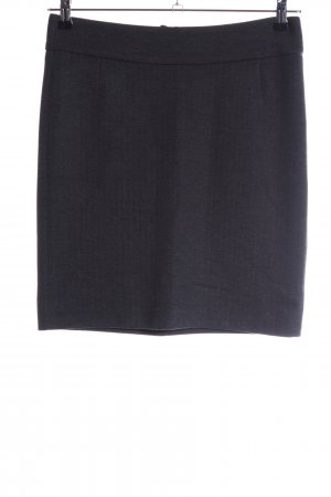 More & More Wool Skirt black casual look