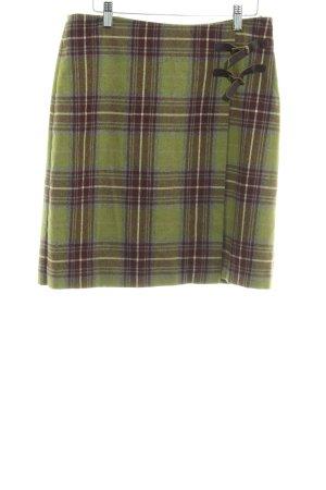 More & More Gonna di lana motivo a quadri Stile Brit