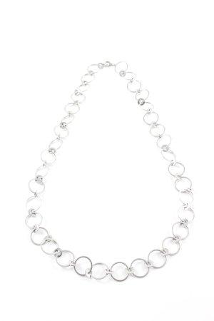 Morellato Cadena de eslabón color plata elegante