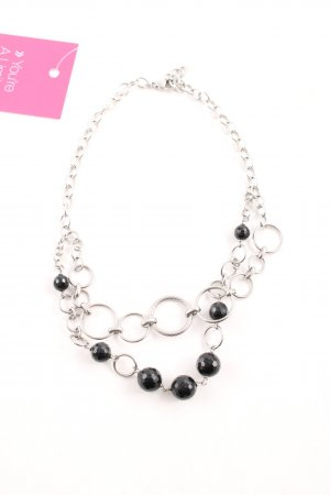Morellato Statement Necklace silver-colored-black business style