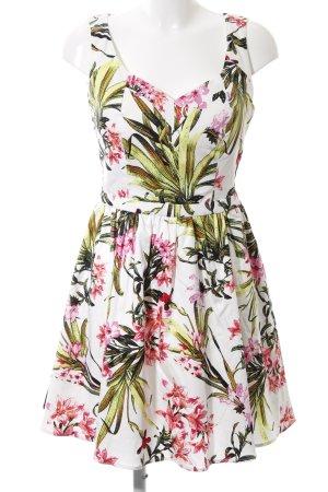 Morgan A-Linien Kleid Allover-Druck Elegant