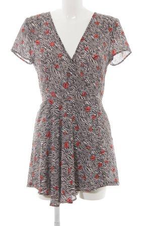 Morgan A-Linien Kleid Mustermix Animal-Look