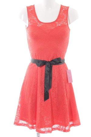 Morgan Abendkleid rot Elegant