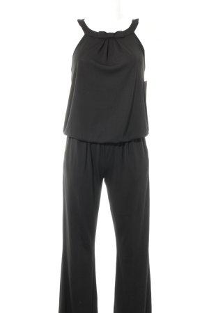 Morgan Jumpsuit schwarz Elegant