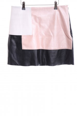 Morgan Faux Leather Skirt multicolored casual look