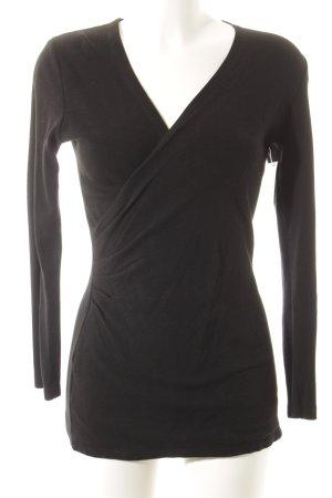 Morgan Long Sweater black classic style