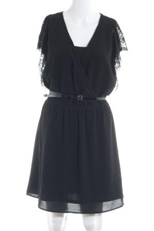 Morgan Minikleid schwarz Elegant