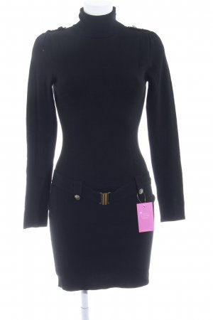 Morgan Abito maglione nero stile casual