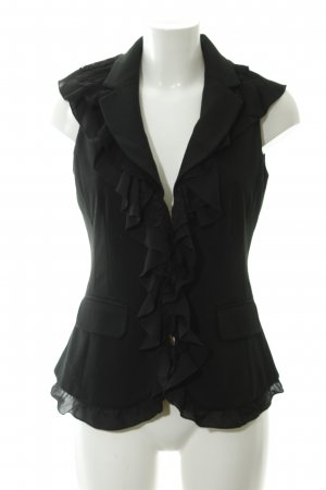 Morgan Shirt Jacket black elegant