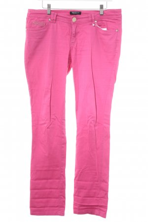 Morgan Slim Jeans magenta Casual-Look